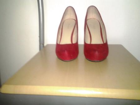 Damske boty na vysokem podpatku - Obrázek1